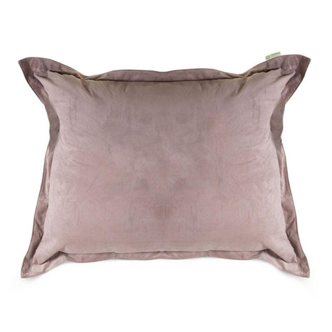 Majestic Home Goods 85907266006 Steel Micro-velvet Floor Pillow - Peazz.com