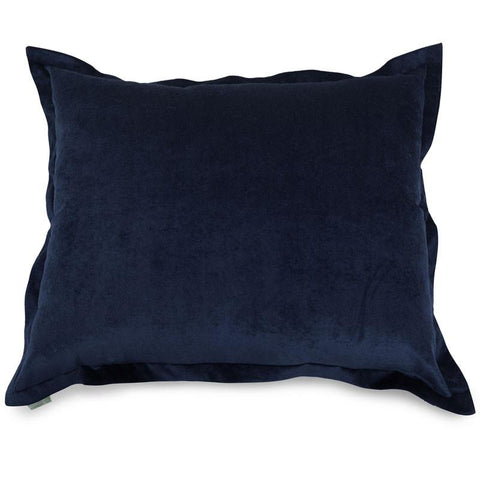 Majestic Home Goods 85907266031 Villa Navy Floor Pillow - Peazz.com