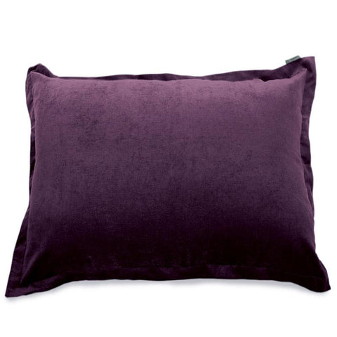 Majestic Home Goods 85907266033 Villa Aubergine Floor Pillow - Peazz.com