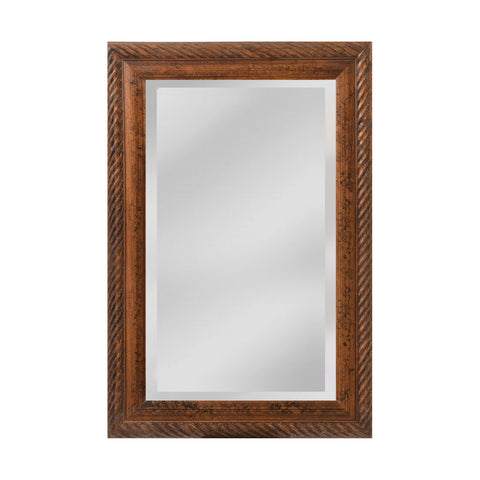 Mirror Masters MW2050C-0047 Monahan Collection Florentine Light Bronze Finish Wall Mirror