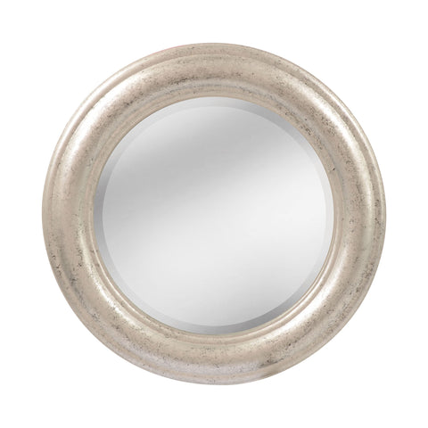 Mirror Masters MW2640B-0049 Clyburn Collection Aged Silver,Light Ebony Mist Finish Wall Mirror