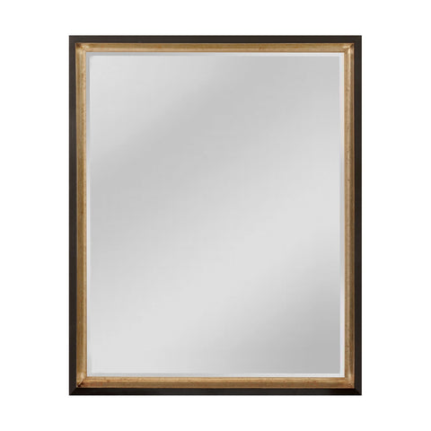 Mirror Masters MW4056-0024 Whitfield Collection Black,Silver Finish Wall Mirror