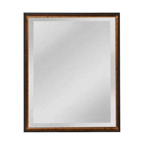 Mirror Masters MW4056-0025 Whitfield Collection Black,Silver Finish Wall Mirror