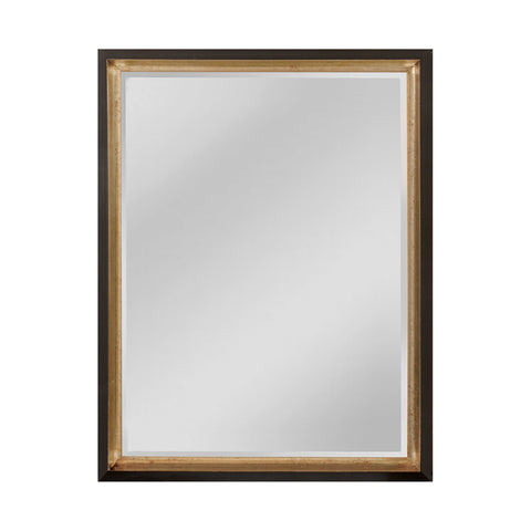 Mirror Masters MW4056C-0024 Whitfield Collection Black,Silver Finish Wall Mirror