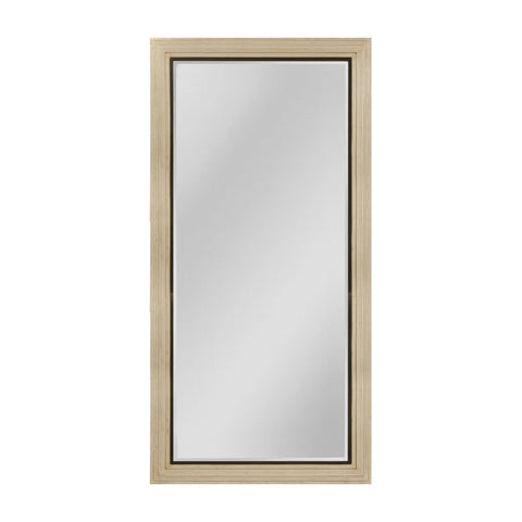 Mirror Masters MW4069C-0057 Sheldon Collection Shining Silver,Gold Mist,Black Finish Wall Mirror