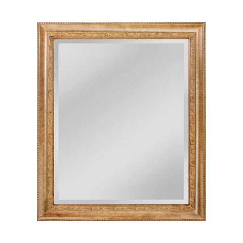 Mirror Masters MW4303A-0026 Landers Collection Venetian Gold Finish Wall Mirror