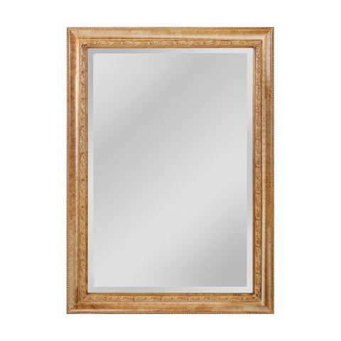 Mirror Masters MW4303B-0026 Landers Collection Venetian Gold Finish Wall Mirror