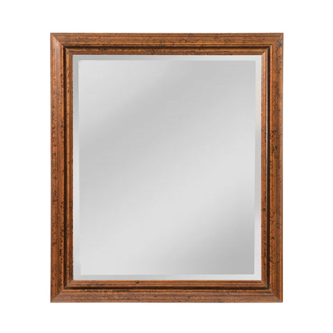 Mirror Masters MW4500A-0047 Ogden Collection Florentine Light Bronze Finish Wall Mirror