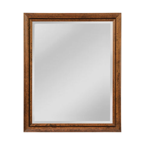 Mirror Masters MW4500B-0047 Ogden Collection Florentine Light Bronze Finish Wall Mirror