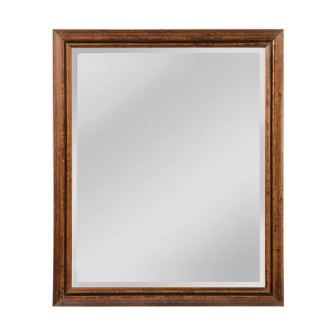 Mirror Masters MW4500C-0047 Ogden Collection Florentine Light Bronze Finish Wall Mirror