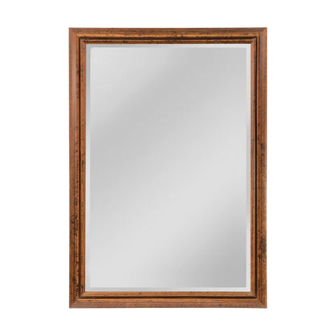 Mirror Masters MW4500D-0047 Ogden Collection Florentine Light Bronze Finish Wall Mirror