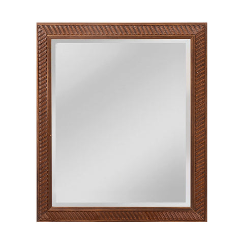 Mirror Masters MW5000A-0046 Everett Collection Bronze,Roman Gold Finish Wall Mirror