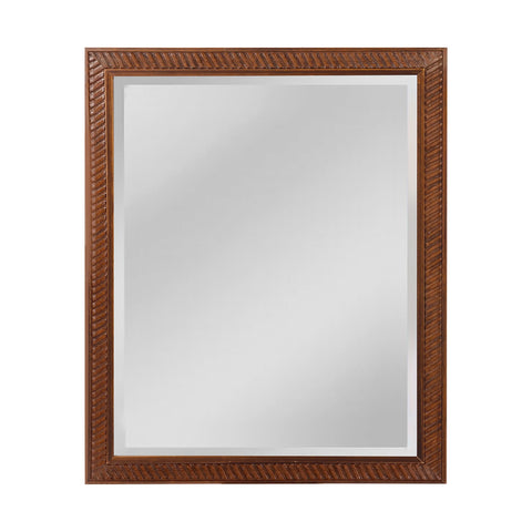 Mirror Masters MW5000B-0046 Everett Collection Bronze,Roman Gold Finish Wall Mirror