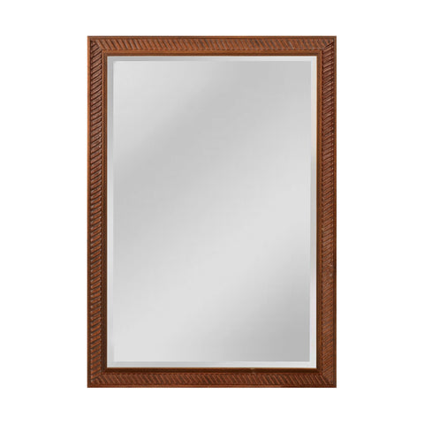Mirror Masters MW5000C-0046 Everett Collection Bronze,Roman Gold Finish Wall Mirror