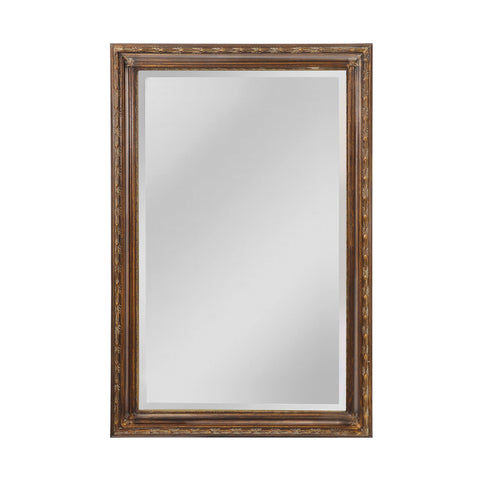 Mirror Masters MW6300C-0043 Glenroy Collection Medium Bronze,Venetian Gold Finish Wall Mirror