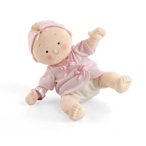 North American Bear 2854 Rosy Cheeks Girl Blonde Toys