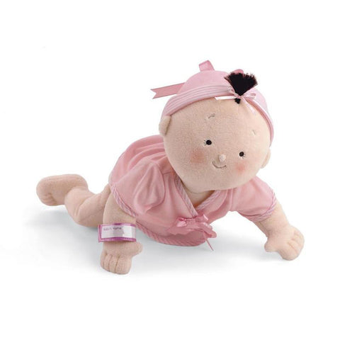 North American Bear 2855 Rosy Cheeks Girl Brunette Toys