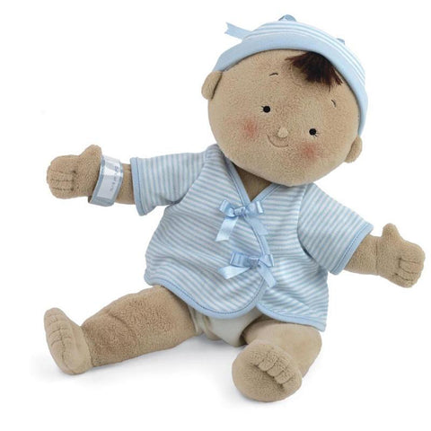 North American Bear 2859 Rosy Cheeks Boy Tan Toys