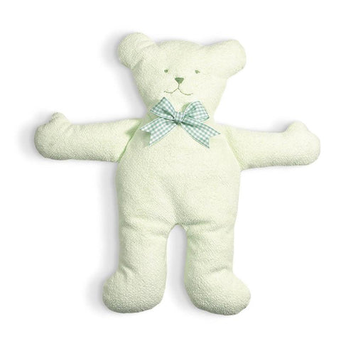 North American Bear 3540 Pancake Pastel Bear-Green Toys