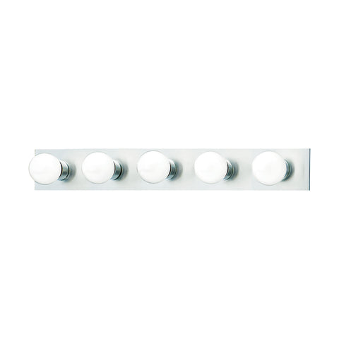 Thomas Lighting SL741578 Vanity Strips Collection Brushed Nickel Finish Transitional Wall Sconce
