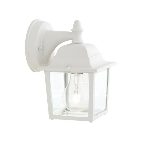 Thomas Lighting SL94228 Hawthorne Collection Matte White Finish Traditional Wall Sconce