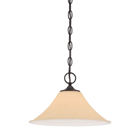 Thomas Lighting TC0022704 Treme Collection Espresso Finish Traditional Pendant