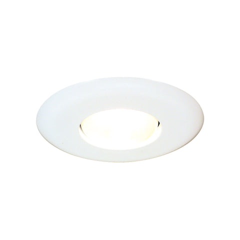Thomas Lighting TR30W Recessed Collection Matte White Finish Transitional Recessed