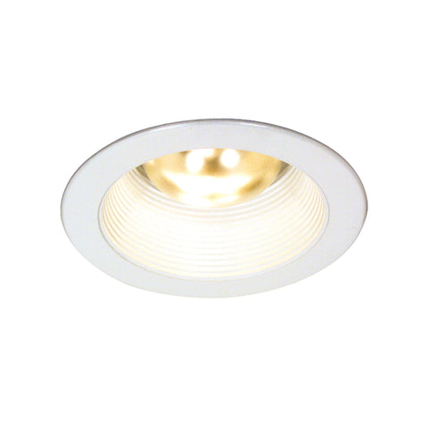 Thomas Lighting TR401W Recessed Collection Matte White Finish Transitional Recessed