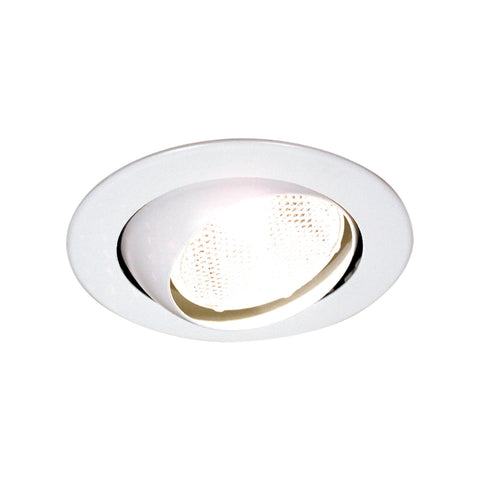 Thomas Lighting TR408 Recessed Collection White Finish Transitional Recessed