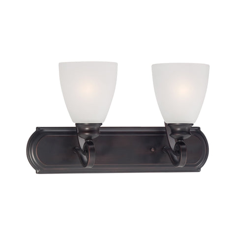 Thomas Lighting TV0015704 Haven Collection Espresso Finish Traditional Wall Sconce