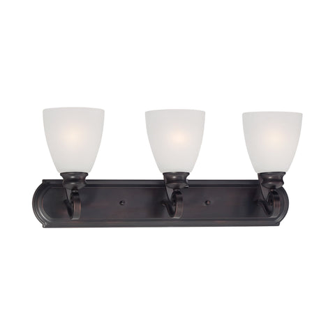 Thomas Lighting TV0016704 Haven Collection Espresso Finish Traditional Wall Sconce