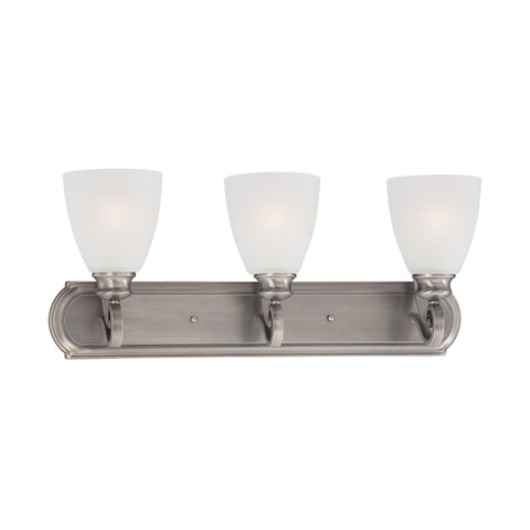 Thomas Lighting TV0016741 Haven Collection Satin Pewter Finish Traditional Wall Sconce