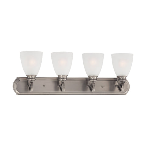 Thomas Lighting TV0017741 Haven Collection Satin Pewter Finish Traditional Wall Sconce