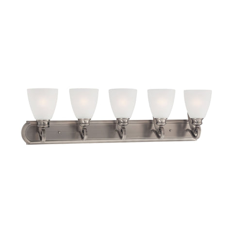 Thomas Lighting TV0018741 Haven Collection Satin Pewter Finish Traditional Wall Sconce