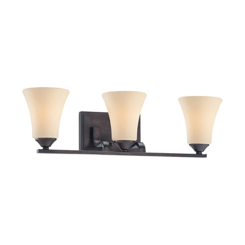 Thomas Lighting TV0020704 Treme Collection Espresso Finish Traditional Wall Sconce