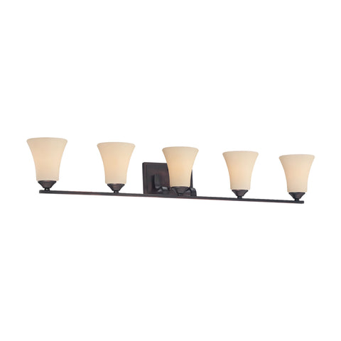 Thomas Lighting TV0022704 Treme Collection Espresso Finish Traditional Wall Sconce