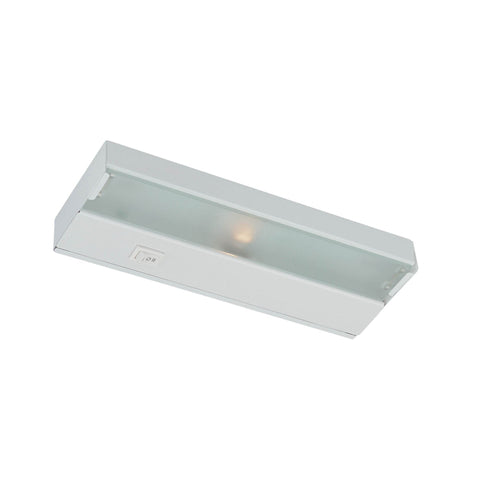 Thomas Lighting UCX3008 Fluor Collection Matte White Finish Transitional Under Cabinet