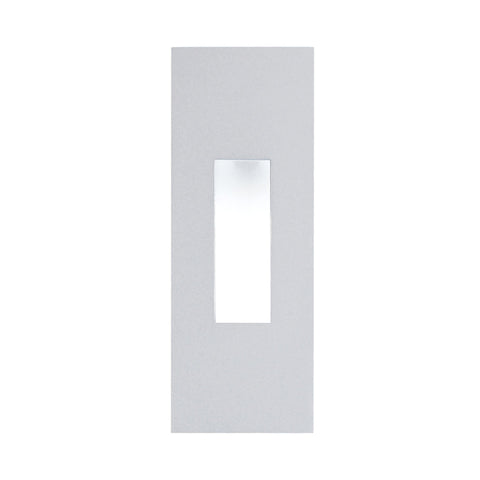 Alico WLE106SQ32K-5-16 Scope LED Collection Stainless Steel Finish Steplight