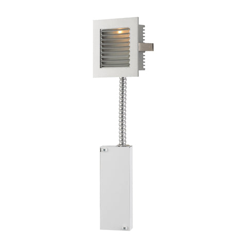 Alico WZ-104-RM Steplight Xenon Collection Grey Finish Steplight