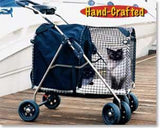 Kittywalk 5th Ave Luxury Pet Stroller SUV (KWPS 5AVE SUV) - Peazz.com - 2