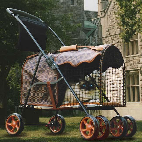 Kittywalk Royale Classic Stroller (KWPSROYCL) - Peazz.com