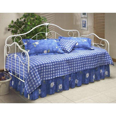 Hillsdale 357DBLHTR Betsy Daybed w/Suspension Deck and Roll-Out Trundle - Peazz.com