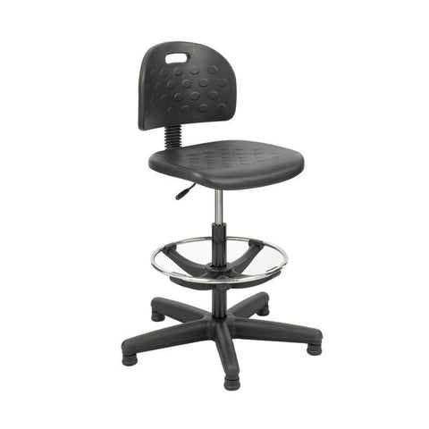 Safco 6680 Soft Tough™ Economy Workbench Chair - Peazz Furniture