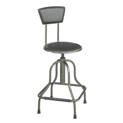 Safco 6664 Diesel High Base with Back - Peazz Furniture