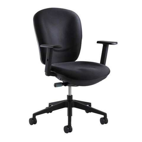 Safco 7205BL Rae™ Ergonomic Task Chair - Peazz Furniture