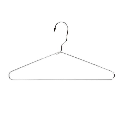 Safco 4245CR Metal Heavy-Duty Hangers (6 Cartons of 12 each) - Peazz Furniture