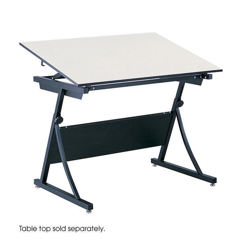 Safco 3957 PlanMaster Height-Adjustable Drafting Table - Peazz Furniture