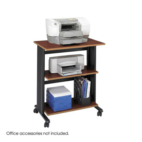 Safco 1881CY Muv™ Three Level Adjustable Printer Stand - Peazz Furniture