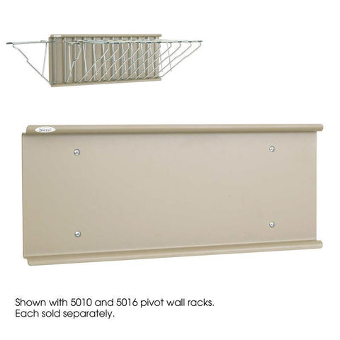 Safco 5010 Pivot Wall Rack - Peazz Furniture