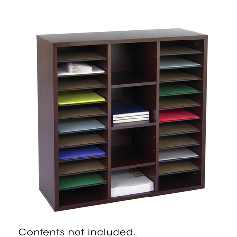 Safco 9441MH Après™ Modular Storage Literature Organizer - Peazz Furniture